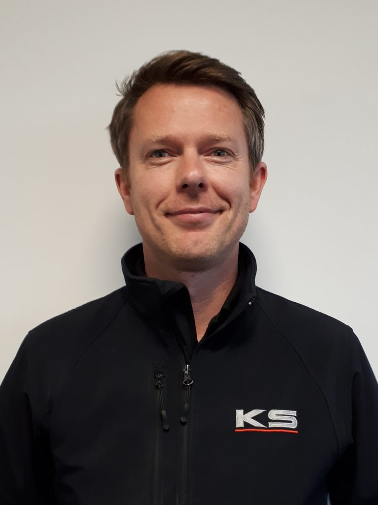 Mark Winfield - Production Manager
